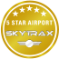 SKYTRAX 5 Star Airports For  Third Consecutive Year