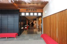 Edomae Yokocho side street