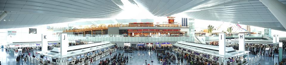 羽田空港国際線旅客ターミナル | 東京国際空港ターミナル株式会社