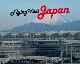 Flying Visit Japan